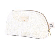 Neceser Holiday Gold Bubble/White Personalizable