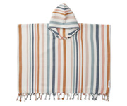 Poncho Roomie Stripes Multicolor