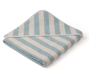Capa de Baño Louie Sea Blue Sandy