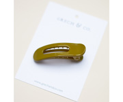 Pinza Capelli Grip Chartreuse