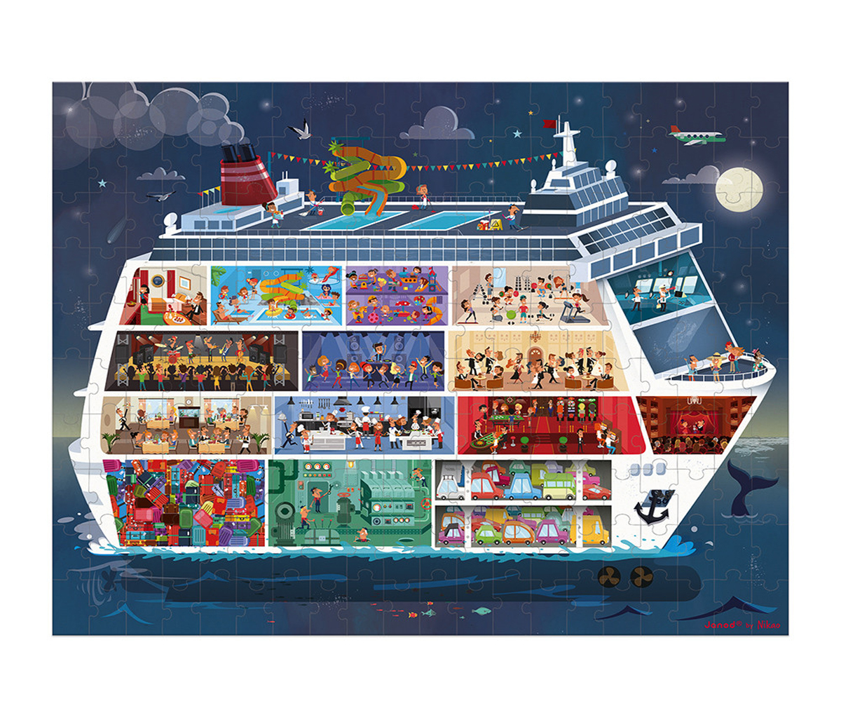 Klorofil Barco crucero