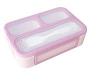 Caja comida compartimentos