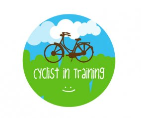 1 Cyclist in Training Badge