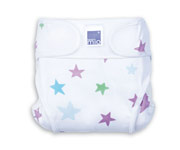 12 Cotton Nappies 7-9 Kilos