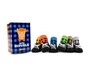 Baby Buffalo Socks 0-12m