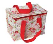 Paisley Rose Lunch Bag