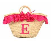 Small Beach Basket