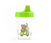 Personalisable Elephant Beaker