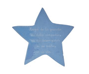 Little Star Name Board