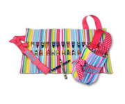 Stripes Crayon Keeper