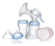 SoftFlex� Comfort Breast Pump