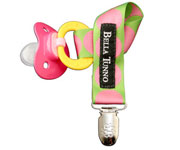 BT Spring Drops Soother Clip