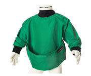 Green Pocket Bib