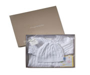 Cardigan Box White