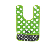 Green Dots B17 Personalised Bib
