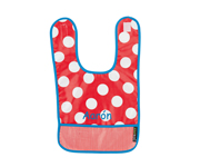 Red Dots B15 Personalised Bib