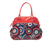 Kiwisac Red Lisitapo Gypsy Bag