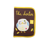 Little Doc Chick Documents Holder Boy