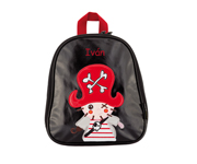 Personalisable Pirate Boy Backpack