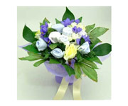 Blue Bouquet (Medium)