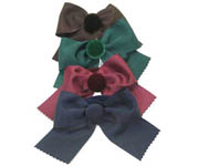 Pack of 4 Bow Scrunchies LAP001