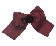 Garnet Hair Scrunchie L003