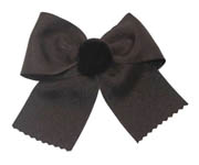 Chocolate Hair Scrunchie L002