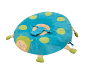 Blue CoCool Floor Cushion