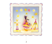 Princess Mohican 'Music & Light' Board