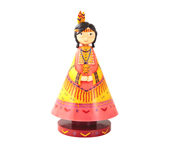 Mohican Princess Firefly Lamp