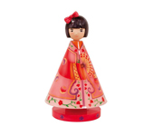 Japanese Princess Firefly Lamp