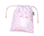 Pink Crown Personalisable Lunch Bag