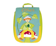 Toadstool School Bag