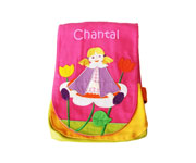 Flower Girl School Bag