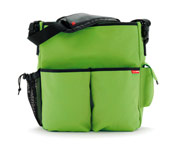 SkipHop Duo Green Stroller Bag