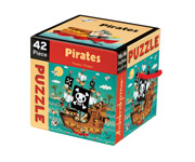 Puzzle Pirates 42 Pieces