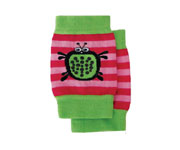 Crawl Knee Protector Green/Pink