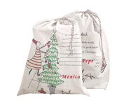 Personalisable Christmas Sack (Image)