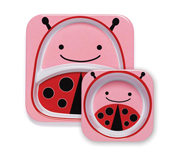 Set de comida Zoo Lady Bug