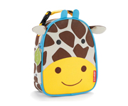 Personalisable Zoo Giraffe Lunch Bag