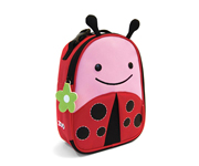 Personalisable Zoo Ladybug Lunch Bag