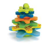 Stacking Starfish Bath Toy