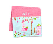 Personalised Fairy Towel