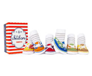Sailor Socks 0-12M