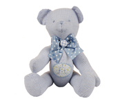 Vichy Sky-Blue Bear with OS001.2 Initial