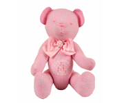 Vichy Pink Bear with OS001.1 Initial