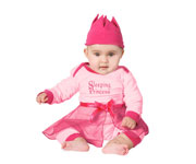 Playama Baby Princess Pyjamas 6-12M