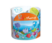 Baby Stamp Marine Animals