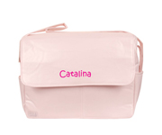 Babyline Light Pink Stoller Bag