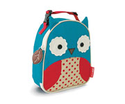 ersonalisable Zoo Owl Lunch Bag